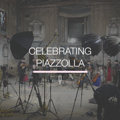 Celebrating Piazzolla